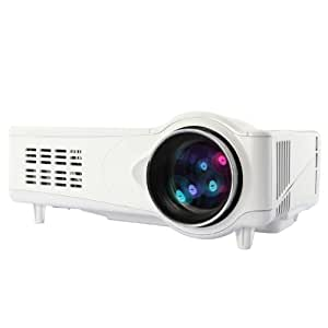 HD Videoprojecteur LED projector support 1080P 3D HDMI TV Tuner