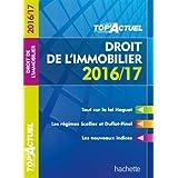 TOP Actuel Droit De L'Immobilier 2016/2017