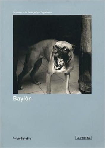 BAYLON. 2ª ED. (PHOTOBOLSILLO) por Luis Baylón