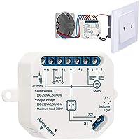 Amazon.es: Interruptores y reguladores de intensidad: Bricolaje y herramientas: y mucho más