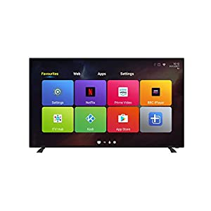 ElectrIQ 49-inch 1080p Full HD LED Android Smart TV with Freeview HD