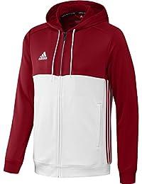 Amazon Con it Felpe Abbigliamento Cappuccio Adidas Felpe wpq0pr7gx
