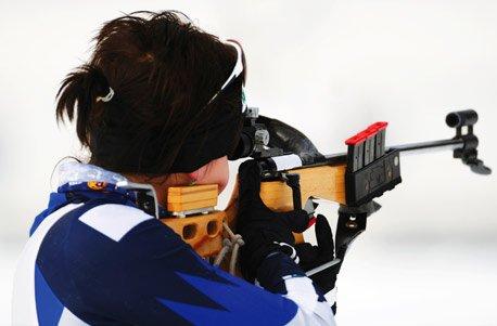 Jochen Schweizer Geschenkgutschein: Biathlon Workshop