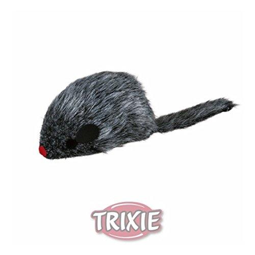 Trixie 4083 Zappelmaus, 8 cm