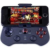 OOFAY PC iOS Android Tablet Mando Inalámbrico para Juegos Joystick Controller Gaming con Soporte De Teléfono