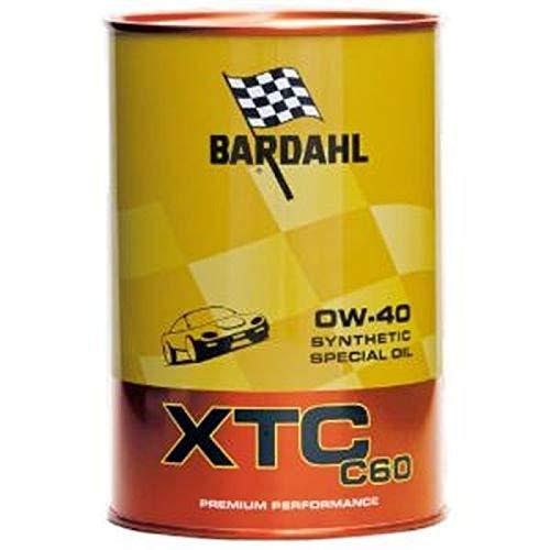 Bardahl Olio XTC C 600W40100% Sintetico SM/MA-MA2