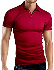 Grin&Bear coupe slim Polo Tee Shirt chemise, GB175