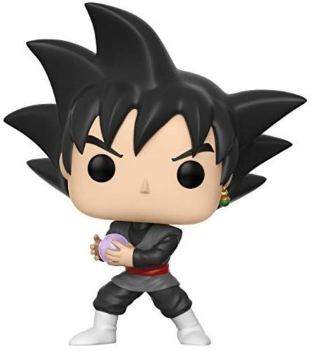 Funko 24983 Dragonball Super Goku Black Pop Vinylfigur, Multi, Standard - Tv-novedades
