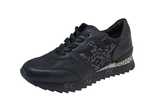 Marco Tozzi Seigneur De La Sneaker 2-23715-096 Antique Black, Gr. 36-41, Light Et Soft Schwarz
