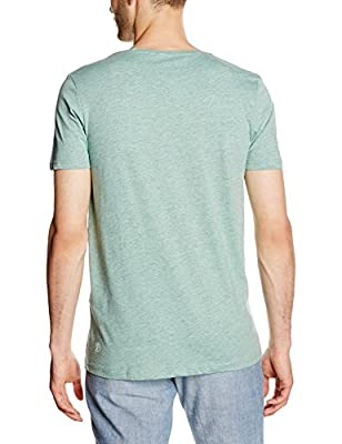 Tom Tailor Denim Men's Summer Basketball Print Tee T-Shirt