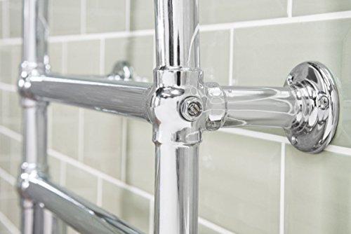 Porta Asciugamani Bagno Shabby : Warmehaus flen scaldasalviette design bagno termoarredo shabby chic