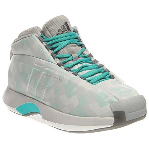 adidas Crazy 1 Sneaker White 10.5 White