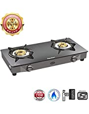 Superflame Magic 2 Burner Gas Stove