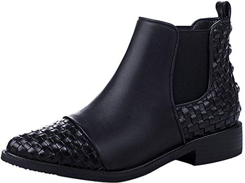 elehot-femme-elecafe-plat-3cm-souple-bottes-noir-40