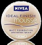 Nivea Ideal Finish Mousse Matt Foundation Make-up Mousse Perfekte Abdeckung