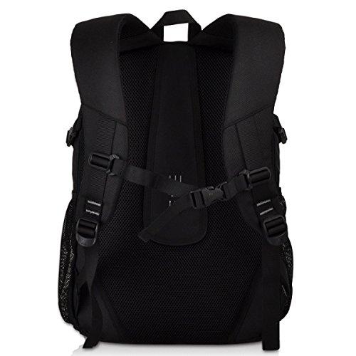 Geschäftsmodelle Und Weise Beiläufige Schulterbeutel Computerbeutel Black