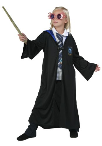 Child Luna Lovegood Fancy dress costume X-Large