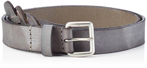 Liebeskind Damen Gürtel LKB700, Grau (Steel Grey 7941), 100