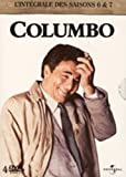 Columbo: Saison 6 & 7 - Coffret 4 DVD [Import belge]