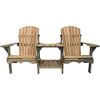 Cool Products Sessel Bausatz Adirondack Chair Beige 91 X 140 Cm