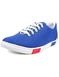 Dicy Men'S Blue Casual Shoes With Stylish Look New Latest Fashionable Trail Casual Fitness Shoes Comfortable To...