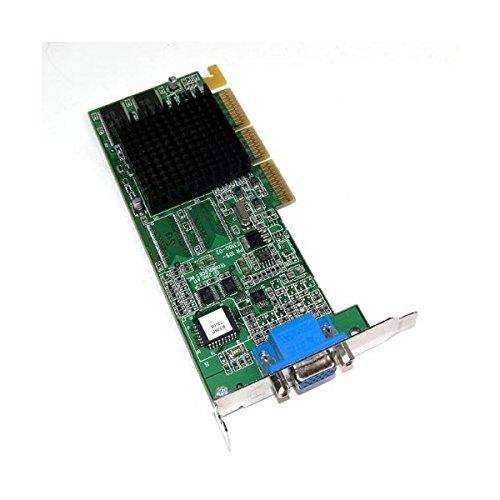 Grafikkarte ATI Rage 128Pro Low Profile Ultra 16MB AGP 4x VGA passiv -
