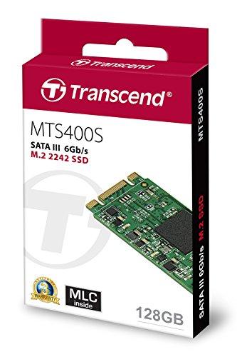 Transcend TS128GMTS400S M.2 400S-Serie mit hochwertigem