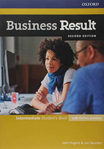 Business Result Intermediate. Student's Book with Online Practice 2ND Edition (Business Result Second Edition)
