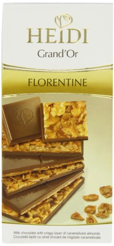 Heidi Chocolate Grand'or Florentine 100 g (Pack of 3)