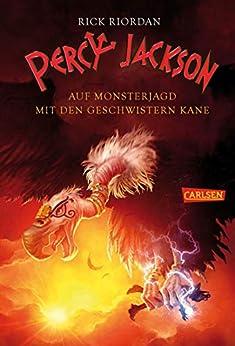 Percy Jackson Monsterjagd