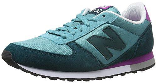 Verde/Smeraldo/Viola 42 EU New Balance U430Spp Sneaker Uomo EU 42 UK tnu