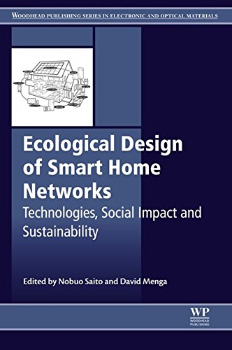 Gateway-multimedia (Ecological Design of Smart Home Networks: Technologies, Social Impact and Sustainability (Woodhead Publishing Series in Electronic and Optical Materials) (English Edition))