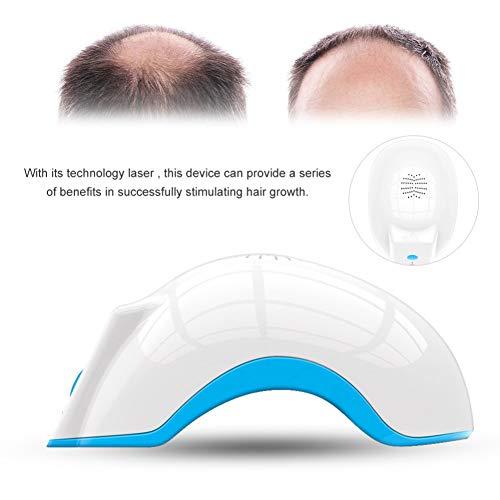 Massage-ausrüstung (Therapie Haarwachstum Helm Anti Haarausfall Gerät Behandlung Anti Haarausfall Fördern Haar Regrowth Cap Massage Ausrüstung)
