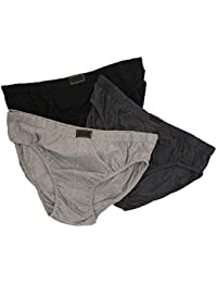 6 x Mens Cotton Briefs Slips (Big King, Extra Large Size, 2XL to 5XL)