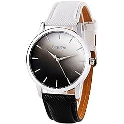 Geneva Platinum Dual Coloured Women's Timepiece - GP-345