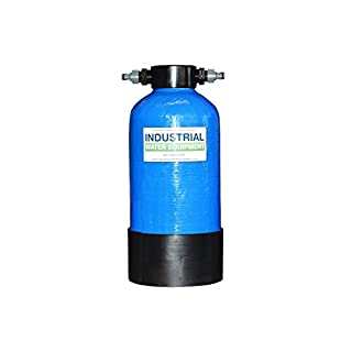 IWE 19 Litre EMPTY DI Resin Vessel and fittings - For Window Cleaning/Pure Water