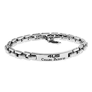 bracelet 4US Cesare Paciotti pour homme 4UBR0179 tendance cod. 4UBR0179