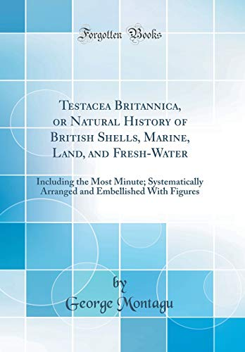 Testacea Britannica, or Natural History of British Shells, Marine, Land, and Fresh-Water: Including the Most Minute; Systematically Arranged and Embellished With Figures (Classic Reprint)
