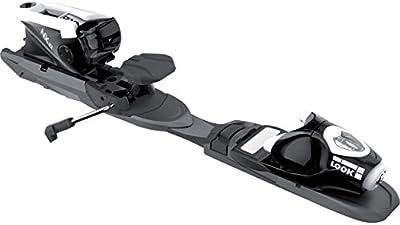 Look–Fijaciones de esquí NX 10Demo B93Black/White–Unisex–Talla única–Negro