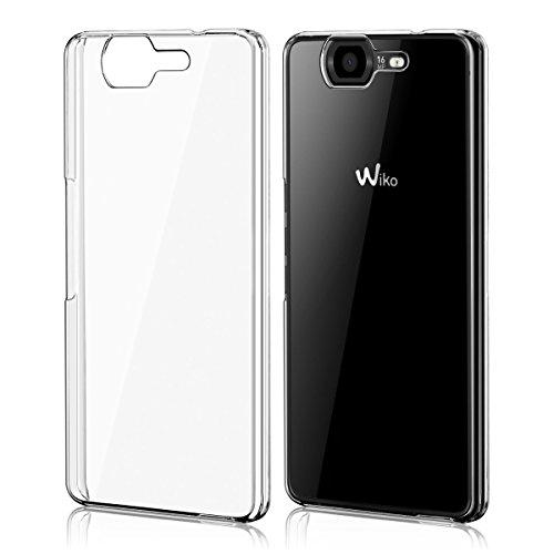 kwmobile Wiko Highway 3G / 4G Hülle - Handyhülle für Wiko Highway 3G / 4G - Handy Case in Transparent