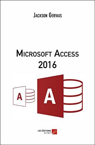 Microsoft Access 2016 por Jackson  Gervais