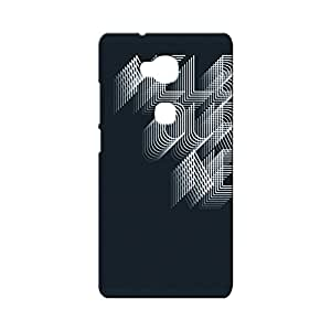 BLUEDIO Designer Printed Back case cover for Huawei Honor X - G2587