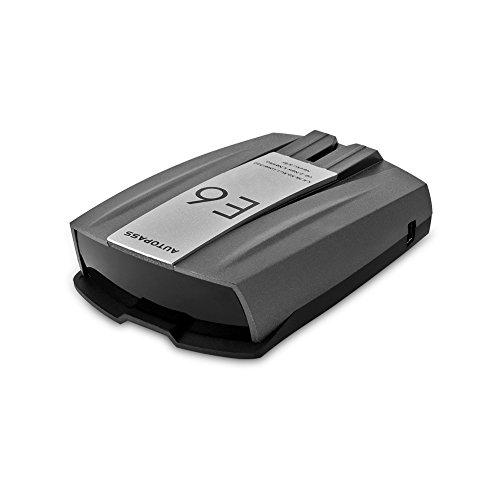 Preisvergleich Produktbild ourleeme Radar Geschwindigkeit Bewegungsmelder 360 Grad Band Scan Radar Auto Bewegungsmelder LED Anzeige & Voice Navigator GPS Warnung für alle Auto Englisch Sprache
