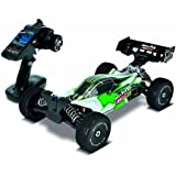 Carson 500409015 - 1:8 X8EB Specter BL 4S 2.4GHz, Wasserfeste RTR Buggy