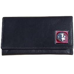 Florida St. Seminoles Women's Leather Wallet