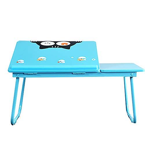 LIPAI Falttisch Computer Schreibtisch Bett Schlafsaal Notebook Falttisch Multifunktionale...