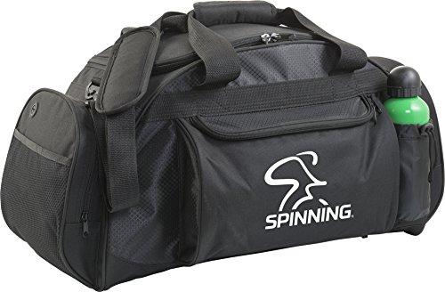 porttasche, groß, Schwarz (Spinning Gear)