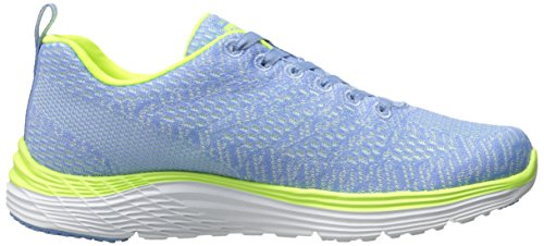 Skechers Valeris Damen Sneakers Blau (LBYL)