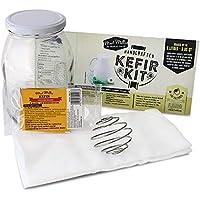 Kit para Hacer Kefir en casa - hasta 6 L de kefir