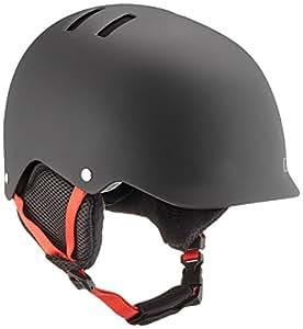 GIRO vault casque de ski pour enfant S Noir - Mat Black Cosmos